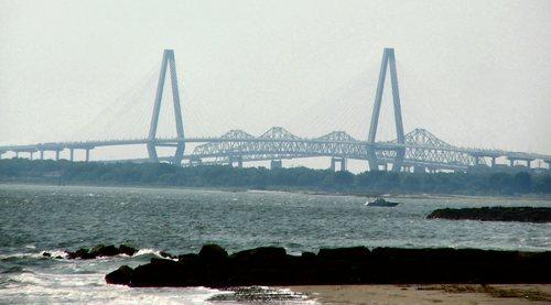 New Cooper River Bridges